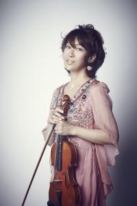Violin 堀口和子 - コピー